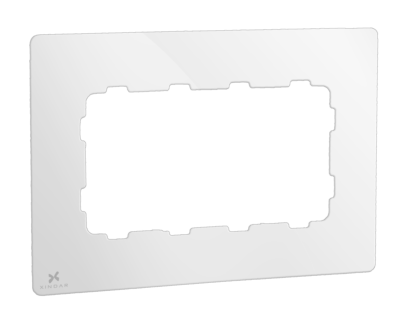 PACK 2 x WALL\'ART 2-MÓDULOS BLANCO | | Xindar