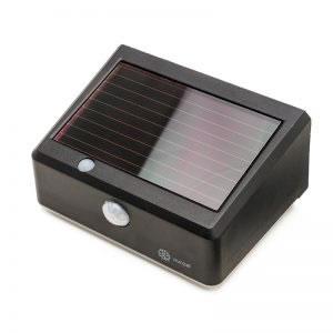 kit-seguridad-Iluminacion-led-solarwall-con-detector-pir-negro