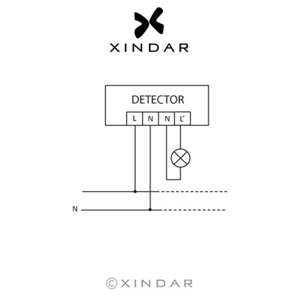detector-movimiento-extraplano-alta-frecuencia-microondas-csliq-xindar-esquema