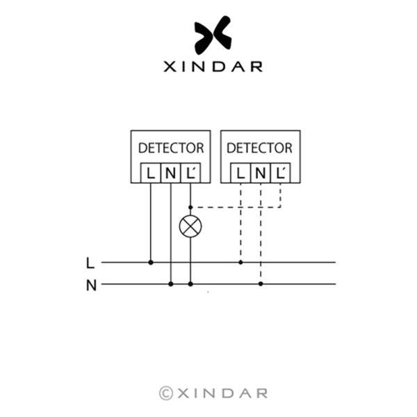 detector-movimiento-alta-frecuencia-microondas-techo-fukashy-high-xindar-esquema