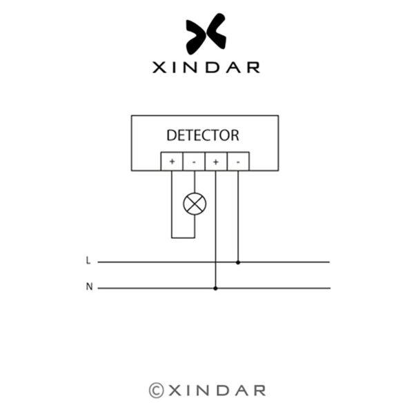 detector-movimiento-integrar-alta-frecuencia-microondas-12v-24v-xindar-esquema