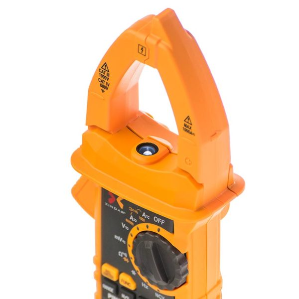 Pinza-Amperimétrica-xindar-PIN2000n-Multímetro-Digital-Verdadero-Valor-Eficaz-2