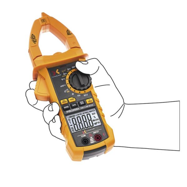 Pinza-Amperimétrica-xindar-PIN2000n-Multímetro-Digital-Verdadero-Valor-Eficaz-3