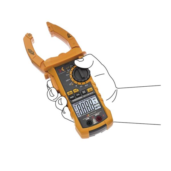 Pinza-Amperimétrica-xindar-PIN2000n-Multímetro-Digital-Verdadero-Valor-Eficaz-4