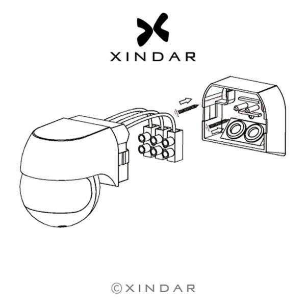 mini-detector-movimiento-pared-pir-sekkuyr-nano-negro-xindar-esquema2