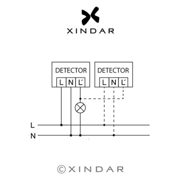 mini-detector-movimiento-pared-pir-sekkuyr-nano-artik-xindar-esquema