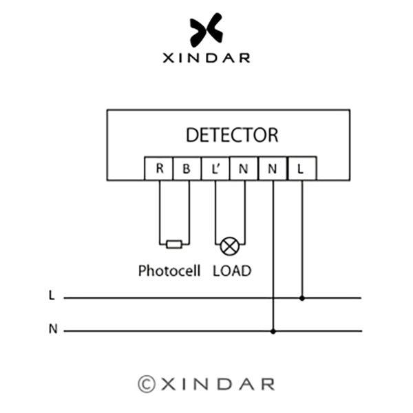 micro-interruptor-crepuscular-ip65-solmin-xindar-esquema