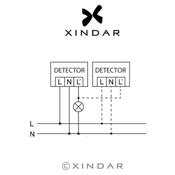 detector-movimiento-integrar-pir-mikroir-xindar-esquema