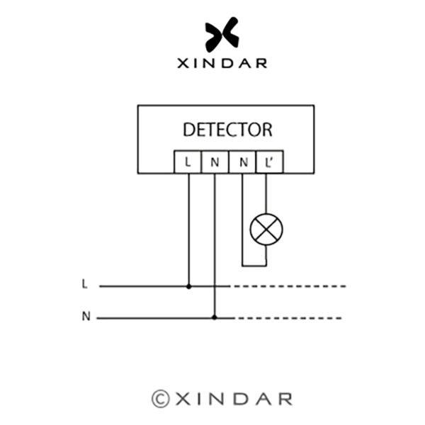 interruptor-crepuscular-programable-detcrep-xindar-esquema